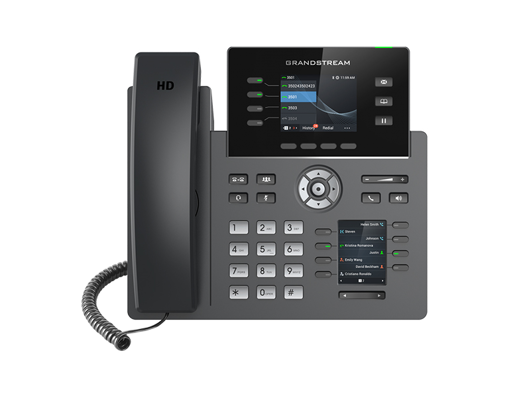 Grandstream GRP2614 Carrier-Grade IP Phone (with WiFi)