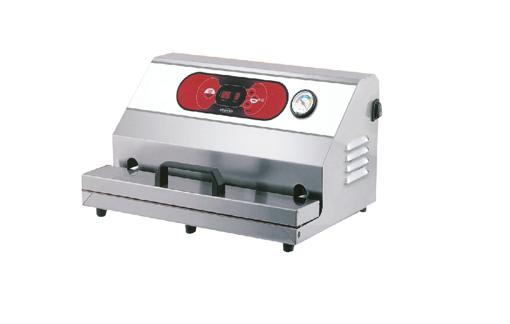Επιτραπέζιο Vacuum COMPACT-oil Inox