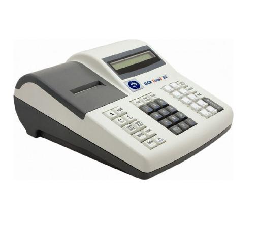 Ταμειακή Μηχανή DCR Easy J 58 Online White