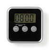 Ψηφιακό χρονόμετρο κουζίνας NEDIS KATR102BK