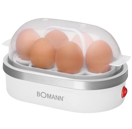 Βραστήρας αυγών(1-6 αυγά) EK 5022 WHITE