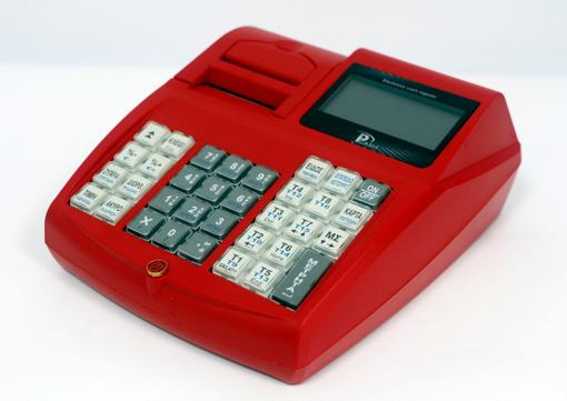 Ταμειακή Μηχανή IP-Cash Red