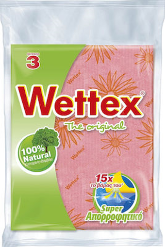 WETTEX Νο 3 ΠΑΝΑΚΙ