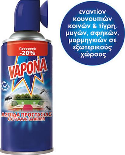 VAPONA OUTDOORS SPRAY 400ml -20%