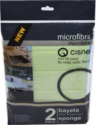 CISNE ΠΕΤΣΕΤΕΣ MICROFIBRA 17x25cm (2τεμ.)