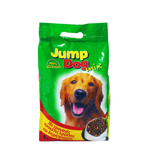 JUMP DOG 4 kg - (ΣΚΥΛΟΤΡΟΦΗ)