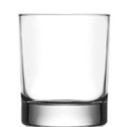LAV ADA SOFT DRINK GLASS 215cc (ADA348F) - (6τεμ.)