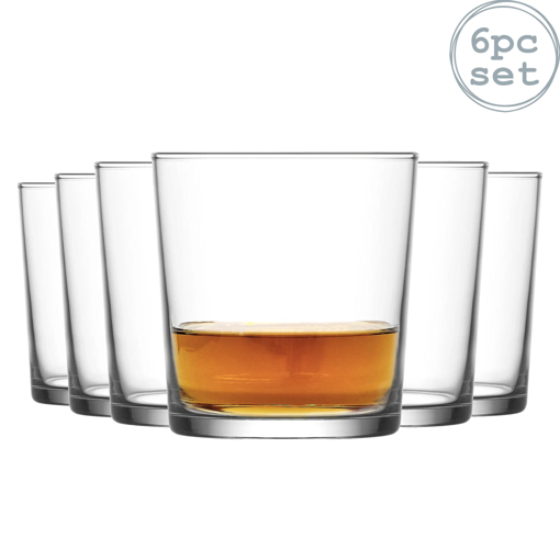 LAV BODEGA SOFT DRINK GLASS 345cc (BDG386F) - (6τεμ.)