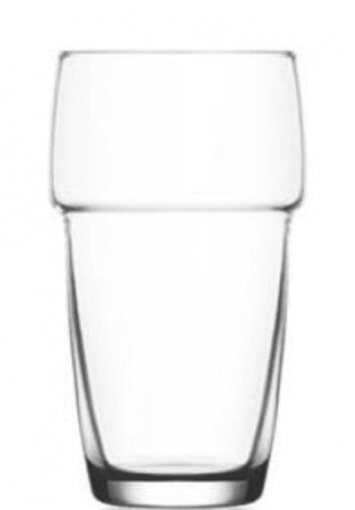 LAV LAL WHISKY GLASS 345cc (LAL361F) - (6τεμ.)