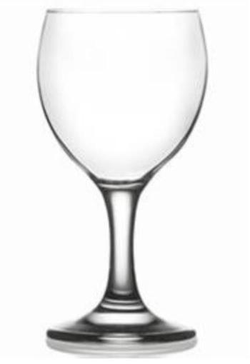 LAV MISKET WINE GLASS 170cc (MIS521F) - (6τεμ.)