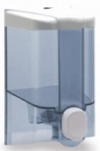 ΣΥΣΚΕΥΗ SOAP DISPENSER ΣΑΠΟΥΝΟΘΗΚΗ ΔΙΑΦΑΝΗ 1 lit (CISNE)