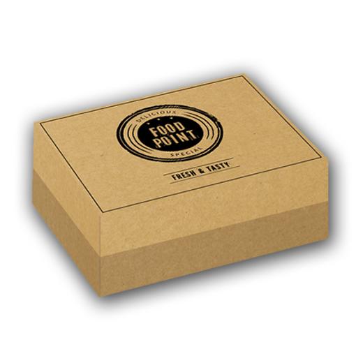FOOD POINT ΚΟΥΤΙ ΚΟΤΟΠΟΥΛΟ ΜΕΓΑΛΟ (29x17,5x8cm) - (10kg)