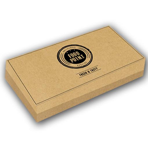FOOD POINT ΚΟΥΤΙ ΜΕΡΙΔΑ MIX GRILL (25x17x6cm) - (10kg)