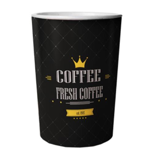 ΠΟΤΗΡΙ ΧΑΡΤΙΝΟ FRESH COFFEE (4οz) - (50τεμ.)