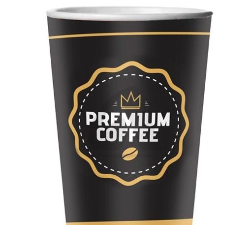 ΠΟΤΗΡΙ ΧΑΡΤΙΝΟ GOLD PREMIUM COFFEE (4οz) - (100τεμ.)
