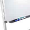 Comix λευκός πίνακας με βάση, 90x180 εκ.