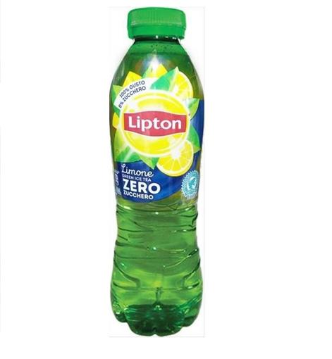 LIPTON ICE TEA Χ.Ζ. 500ml - (ΠΡΑΣΙΝΟ ΤΣΑΙ ΜΕ ΛΕΜΟΝΙ)